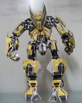 """Объёмный 3D пазл """"Bumblebee"""""""