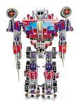 """Объёмный 3D пазл """"Optimus Prime"""""""