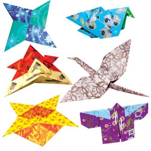 Японское оригами