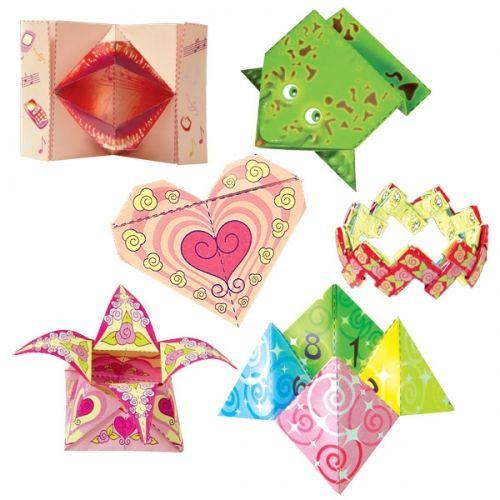 """Оригами """"Для девчонок"""""""