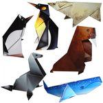 """Оригами """"Полюса"""""""
