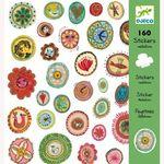 Набор наклеек «Медальоны», 160 шт