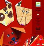 """Оригами """"Бумажные животные"""""""