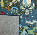 """Игровой ковер """"Вселенная"""" 100х100 см"""