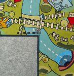 """Игровой ковер """"Веселая деревушка"""" 135х200 см"""