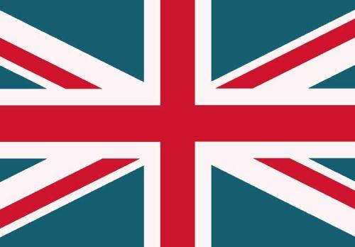 """Игровой ковер """"Британский флаг"""" 160х230 см"""