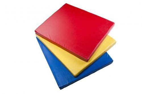 Детский цветной мат 500х500х80 мм