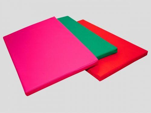 Детский цветной мат 500х500х100 мм