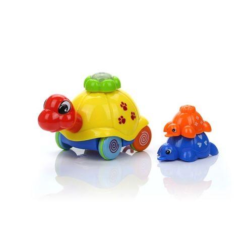 """Развивающая игрушка """"Семья черепашек"""""""