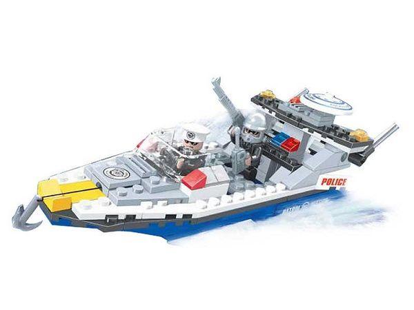 """Конструктор """"Патруль: Береговая охрана """", 215 деталей"""