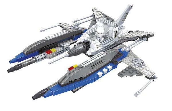 """Конструктор """"Космос: Здвездолёт-перехватчик"""", 209 деталей"""