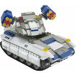"""Конструктор """"Военный спецназ: Танк с ракетной установкой"""", 273 детали"""