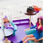 """Дом для кукол Барби """"Кофетти"""", с мебелью"""