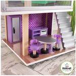"""Домик для мини-кукол """"Стильный коттедж"""" с мебелью"""