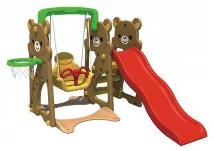 """Игровой комплекс """"Медвежата"""""""