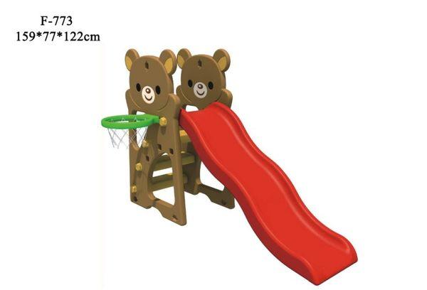 """Горка """"Медвежата"""""""