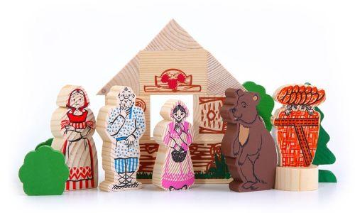 """Игровой набор """"Маша и Медведь"""""""