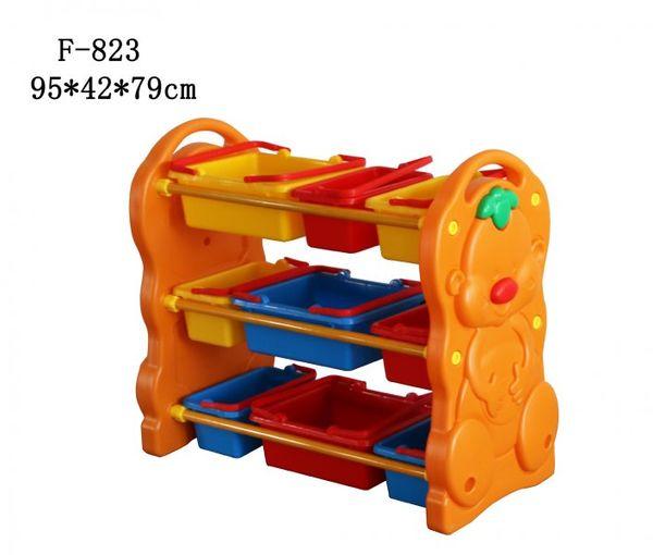 Этажерка для игрушек