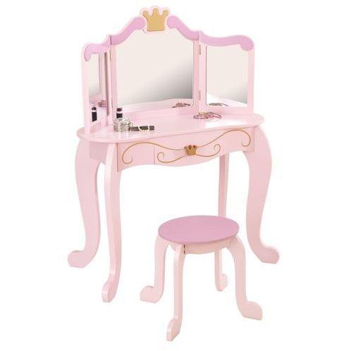 Туалетный столик с зеркалом «Принцесса»