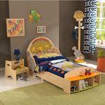 """Детская кровать """"Динозавр"""""""