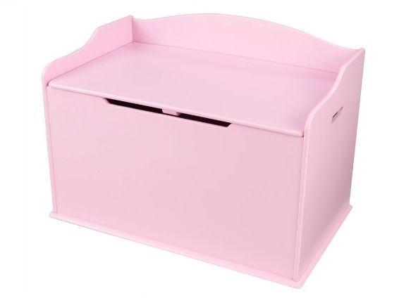 """Ящик для хранения """"Austin Toy Box"""", розовый"""
