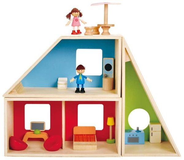 Кукольный домик-геометрик
