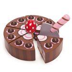"""Игровой набор """"Шоколадный торт"""""""