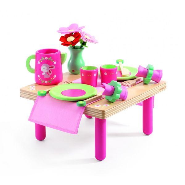 """Набор посуды для ланча """"Лили Роз"""""""