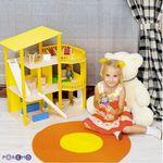"""Дом для мини-кукол """"Солнечная ривьера"""", с мебелью"""