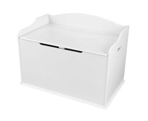 "Ящик для хранения ""Austin Toy Box"", белый"