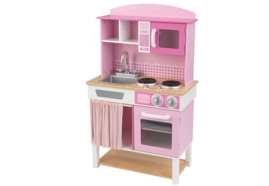 """Детская деревянная кухня """"Домашний шеф-повар"""""""