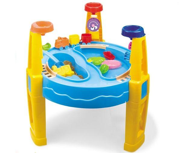 """Стол для игры с водой и песком """"Аквапарк"""""""