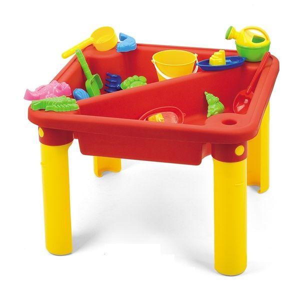 """Стол для игры с водой и песком """"Веселое время"""""""