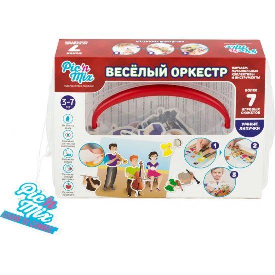 """Игра настольная обучающая """"Веселый оркестр"""""""