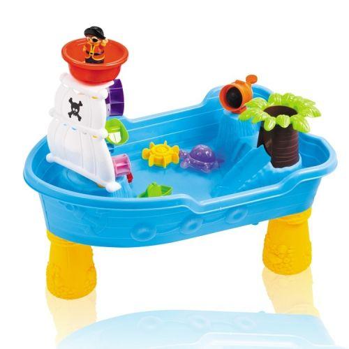 """Стол для игры с водой и песком """"Пиратский корабль"""""""