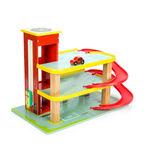 Детская парковка-гараж Dino's с машинкой