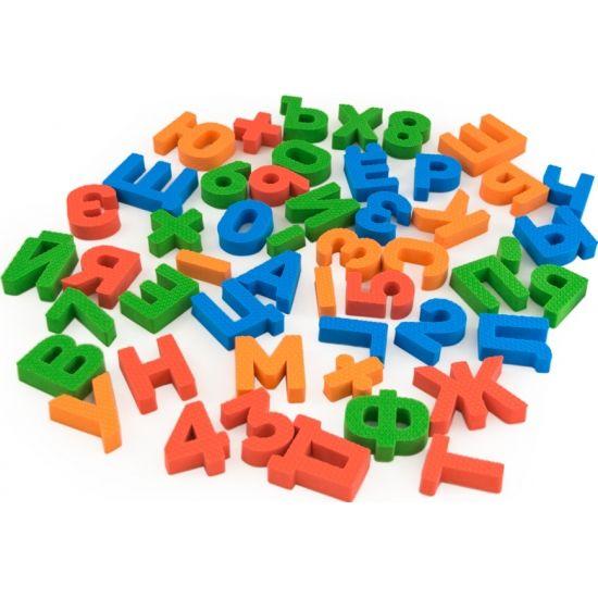 """Набор для ванны """"Буквы-цифры"""""""