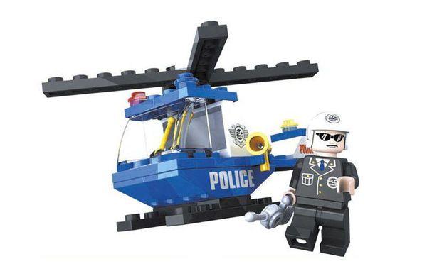 """Конструктор """"Патруль: Вертолёт наблюдения"""" (47 деталей)"""