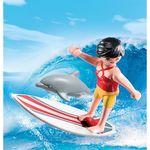 Экстра-набор: Серфингист с доской