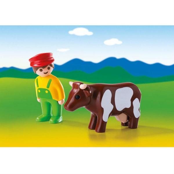 1.2.3.: Фермер с коровой