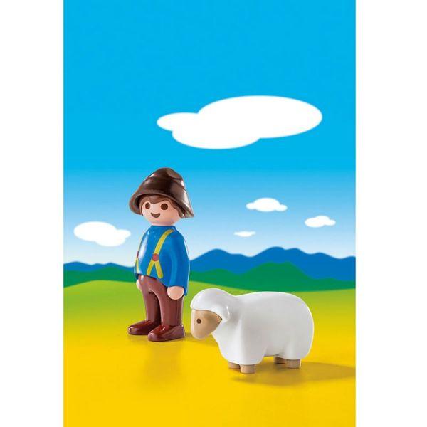 1.2.3.: Пастух с овцой