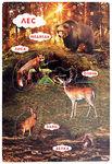 Умные пазлы. Кто живет в лесу?