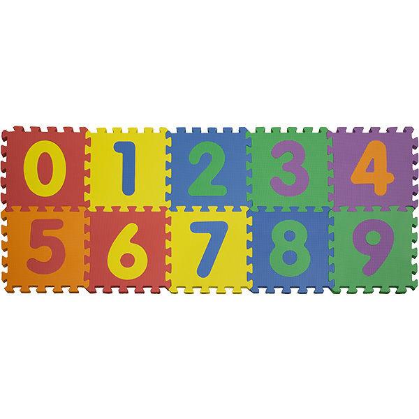 """Игровой коврик-пазлы """"Цифры-2"""", 0,9 м2"""