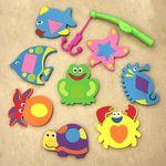 Набор игрушек для купания WaterFun-1, 9 предметов