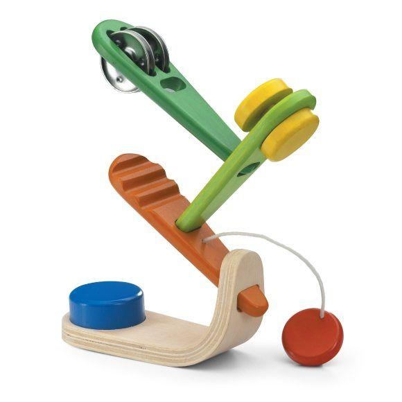 """Деревянная игрушка """"Музыкальное дерево"""""""