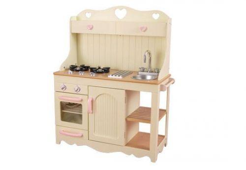 Детская кухня из дерева «Прерия»