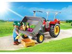 Ферма: Уборочный трактор