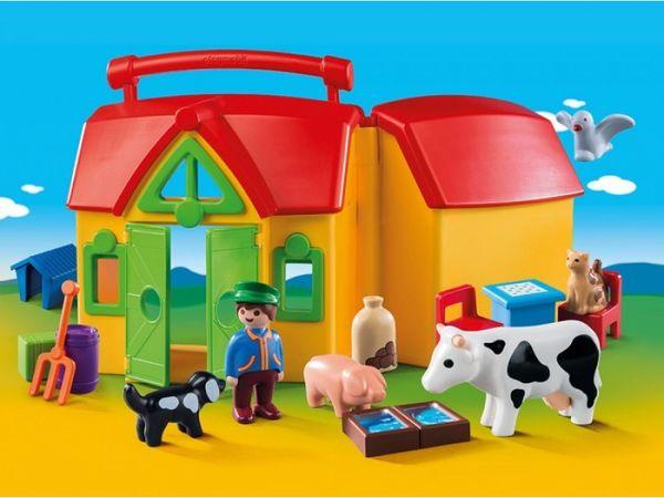 1.2.3.: Ферма возьми с собой