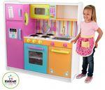 Большая детская игровая кухня «Делюкс»