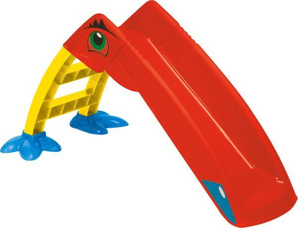 Горка - Пеликан (желтый, красный, синий)